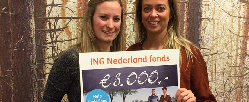Stichting KOOS wint €3000,-